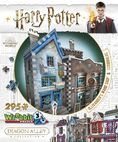 Harry Potter -  Diagon Alley Collection: Ollivanders & Scribbulus (295pc) | Buy now at The G33Kery - UK Stock - Fast Delivery